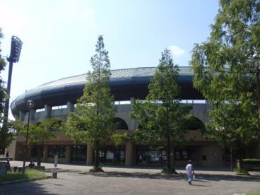 越谷市民球場の画像1