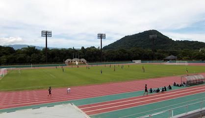 県立橿原公苑陸上競技場の画像1
