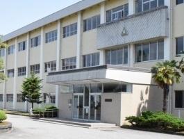 富山県立富山西高校の画像1