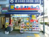 ミネドラッグ 中野駅前店