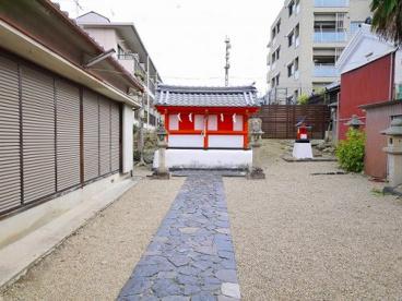 初宮神社(鍋屋町)の画像4