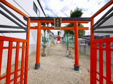 八鐡神社(手貝町)の画像1