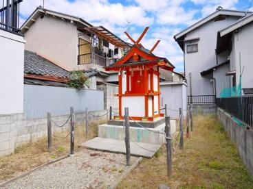 八鐡神社(手貝町)の画像2