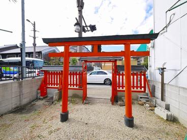八鐡神社(手貝町)の画像3