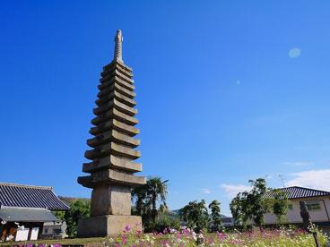 般若寺十三重塔の画像3
