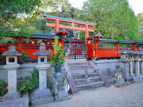 奈良豆比古神社の画像