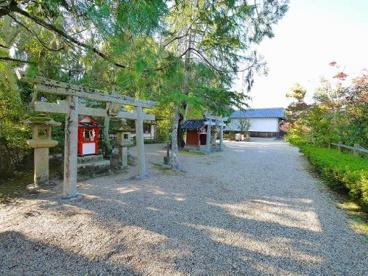 恵比須(奈良豆比古神社)の画像2