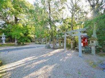 恵比須(奈良豆比古神社)の画像3