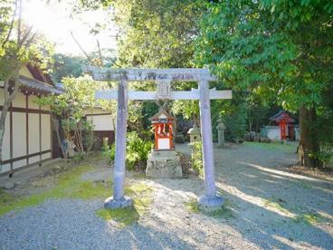 福の神(奈良豆比古神社)の画像1