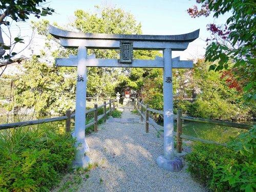 辨財天(奈良豆比古神社)の画像