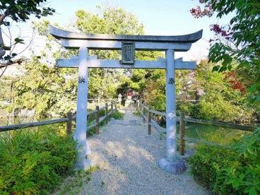辨財天(奈良豆比古神社)の画像1