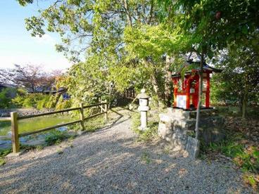 辨財天(奈良豆比古神社)の画像2