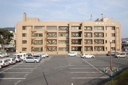 広島市安佐南区役所の画像1