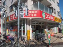 スギ薬局 新井薬師店