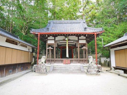 佐紀神社(西畑)の画像