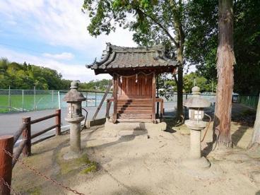 佐紀神社(末社)の画像1