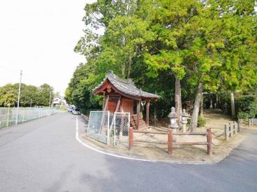 佐紀神社(末社)の画像3