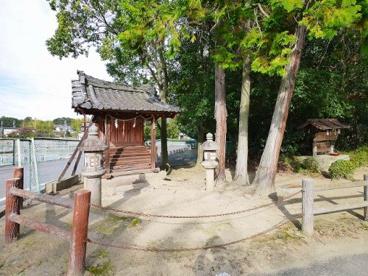 佐紀神社(末社)の画像4