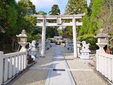 山上八幡神社の画像3