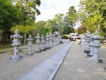 山上八幡神社の画像4