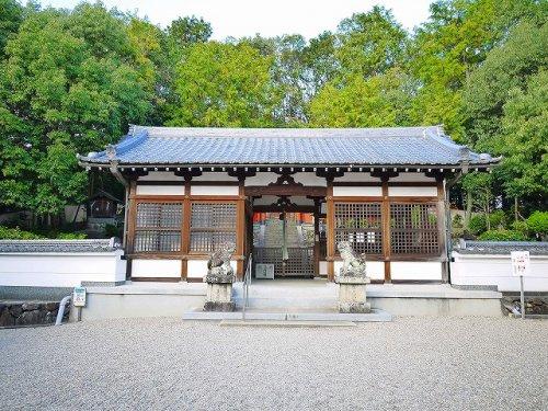 山陵八幡神社の画像