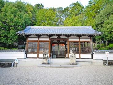 山陵八幡神社の画像1