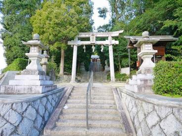 山陵八幡神社の画像2