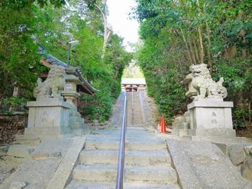 山陵八幡神社の画像4