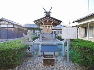 鏡玉神社(佐紀町)の画像2
