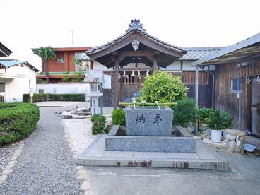 鏡玉神社(佐紀町)の画像3