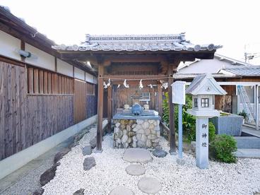 鏡玉神社(佐紀町)の画像4
