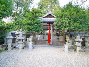 添御県坐神社(歌姫町)の画像1