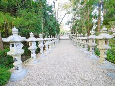 添御県坐神社(歌姫町)の画像3