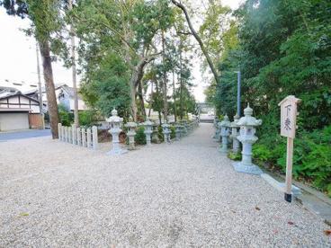 添御県坐神社(歌姫町)の画像4