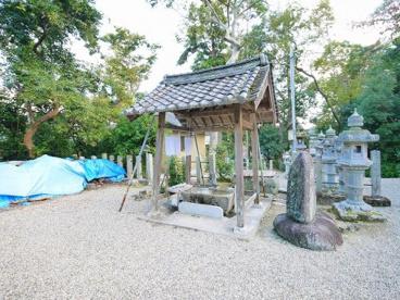 添御県坐神社(歌姫町)の画像5