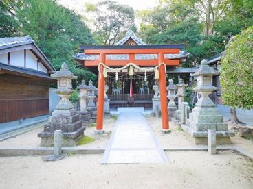 葛木神社(佐紀町)の画像1