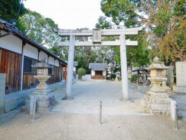 葛木神社(佐紀町)の画像4
