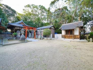 葛木神社(佐紀町)の画像5