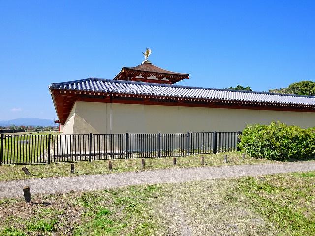 隅楼(平城宮跡)の画像