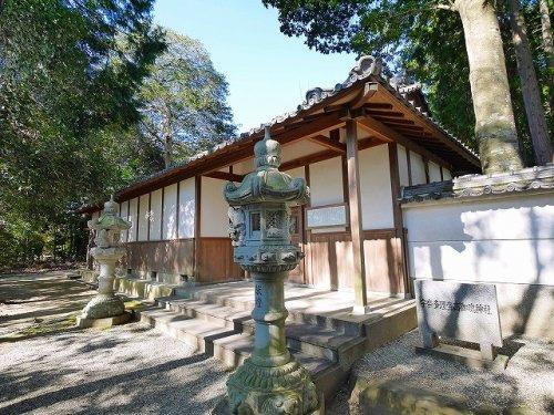 宇奈多理坐高御魂神社の画像
