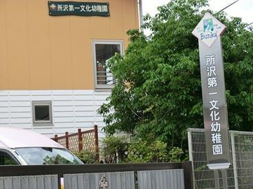 所沢第一文化幼稚園の画像1