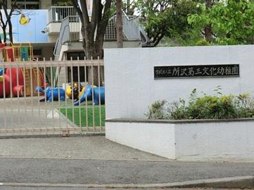 所沢第三文化幼稚園の画像1