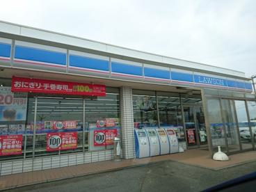 ローソン 水橋中村町店の画像1