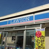 ローソン 富山城川原店の画像1