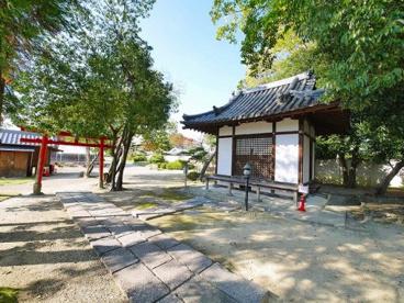 法華寺 薬師堂の画像5
