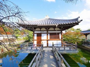 法華寺 護摩堂の画像5