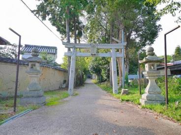 春日社(法華寺町)の画像1
