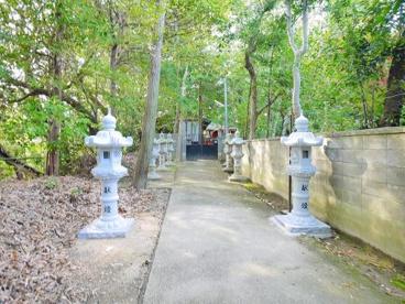 春日社(法華寺町)の画像3