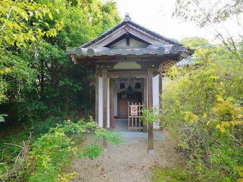 生木地蔵堂(海龍王寺)の画像