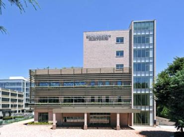日本大学商学部図書館の画像1